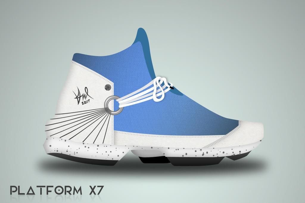 Sneakers Again by valdikentod