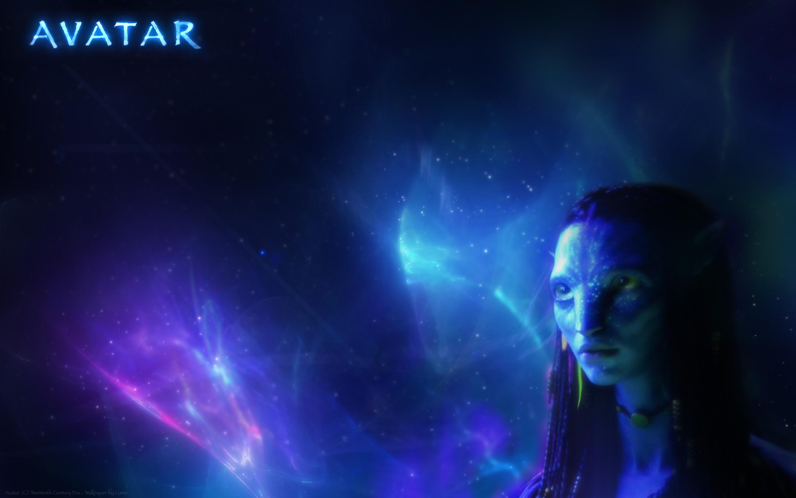 3D Avatar Wallpaper