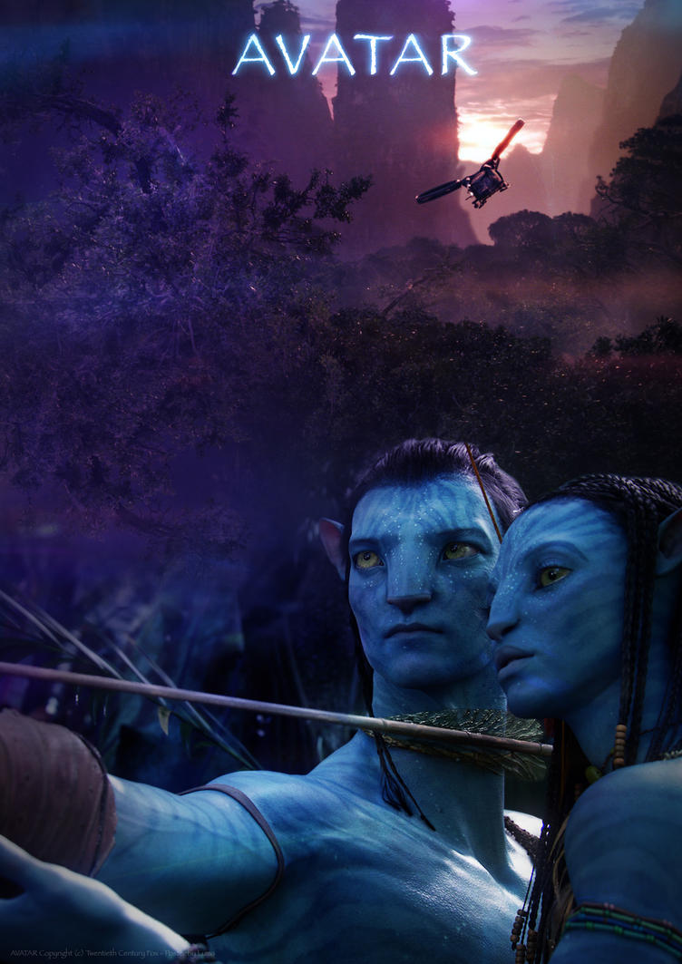 Avatar poster by incerazo on deviantart - Avatar poster ...