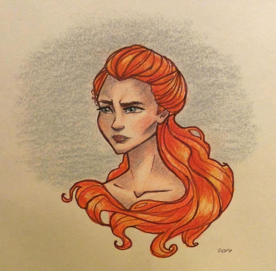 Ygritte by Lulu-Lomaki