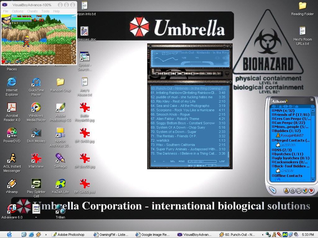 Hex Desktop 2-04