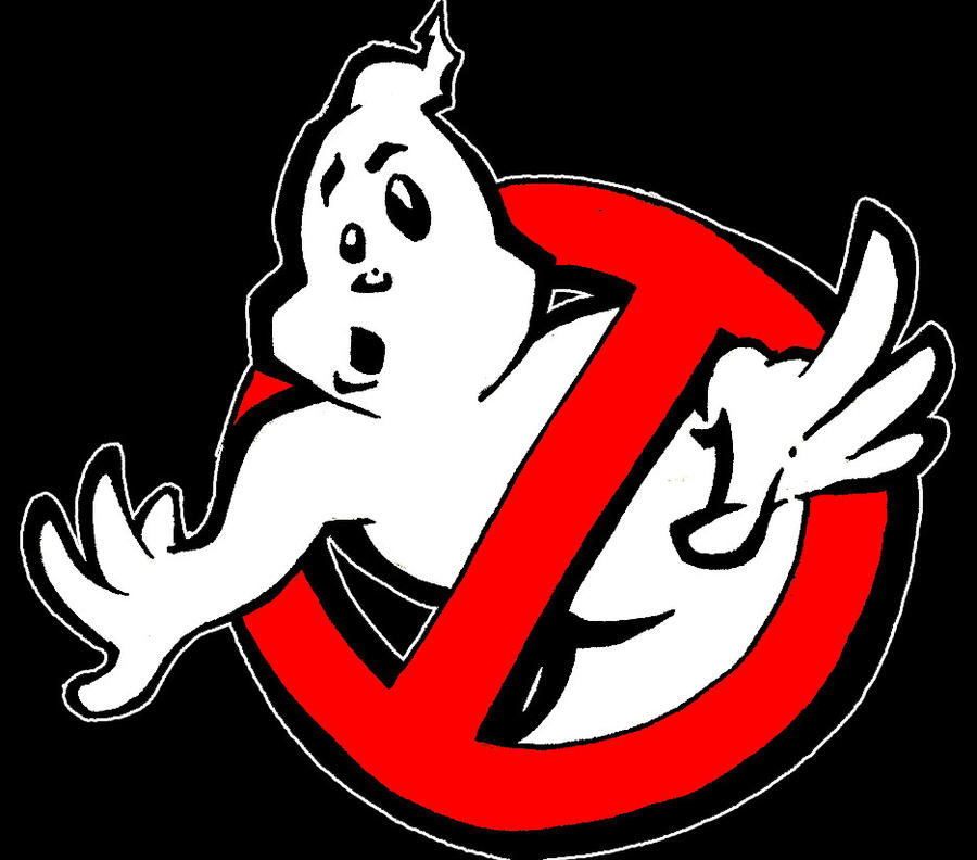 Funky Ghostbusters Logo by ZombieHipHopHex on DeviantArt