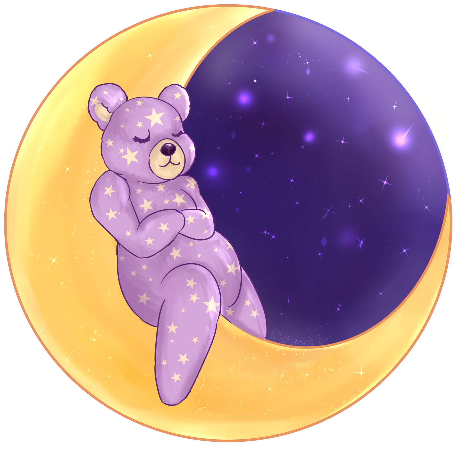 Cosmic Bear by Demi
