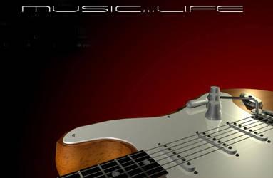 music...life...