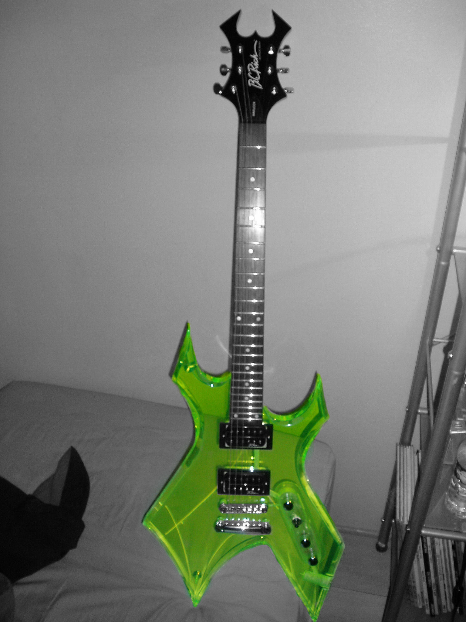 bc rich guitar by youyoune on deviantart. Black Bedroom Furniture Sets. Home Design Ideas