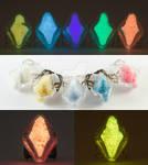 Glowing Elvish Rings