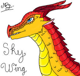 Morning, the SkyWing