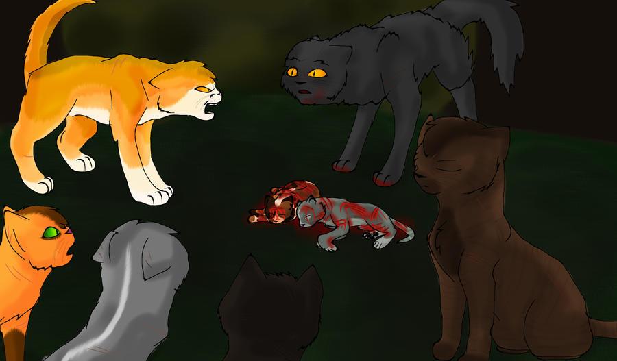Warrior Cat Authors Dragon