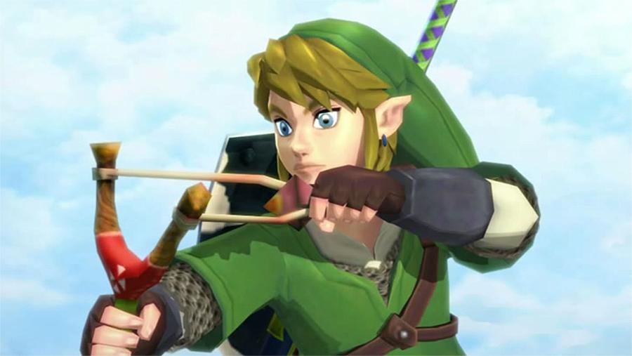 Zelda: Skyward Sword Link by skywardsword