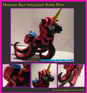 MSI Super OCto Pony Custom