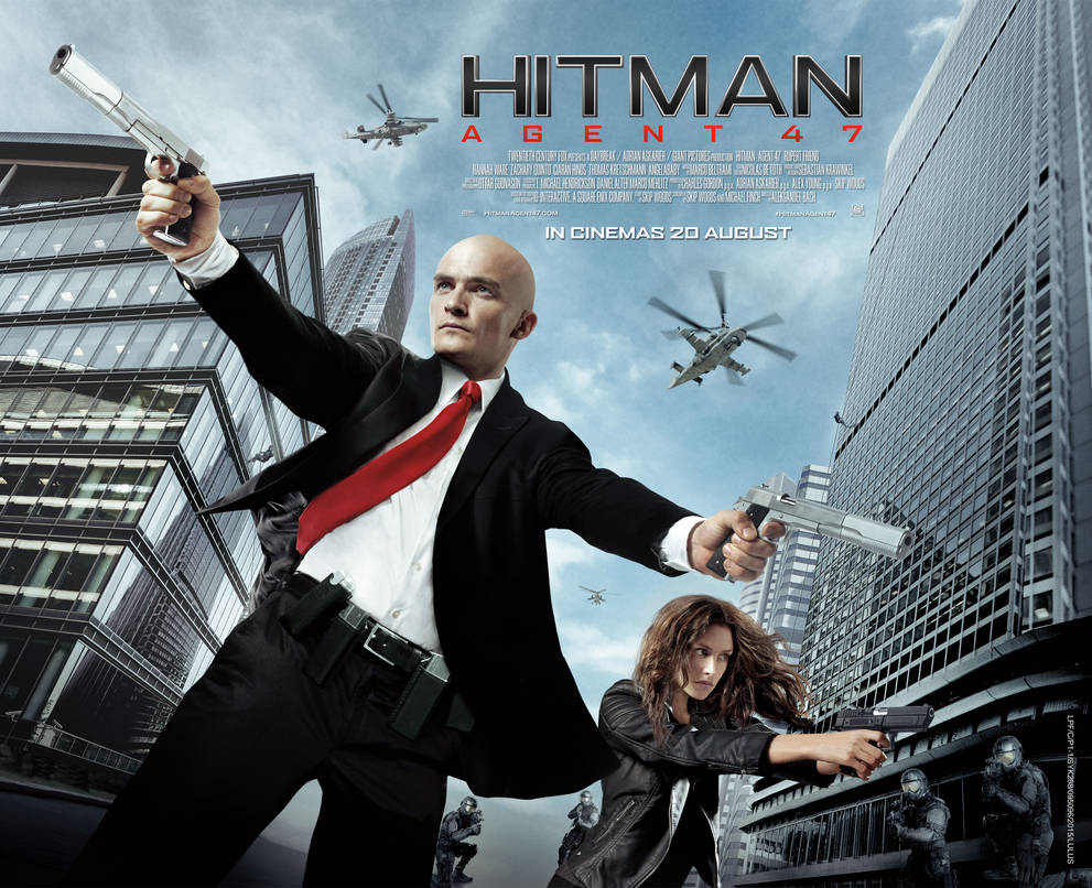Hitman Agent 47 2015 Review By Kbates93 On Deviantart
