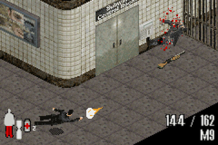 Max Payne Gba Review By Kbates93 On Deviantart
