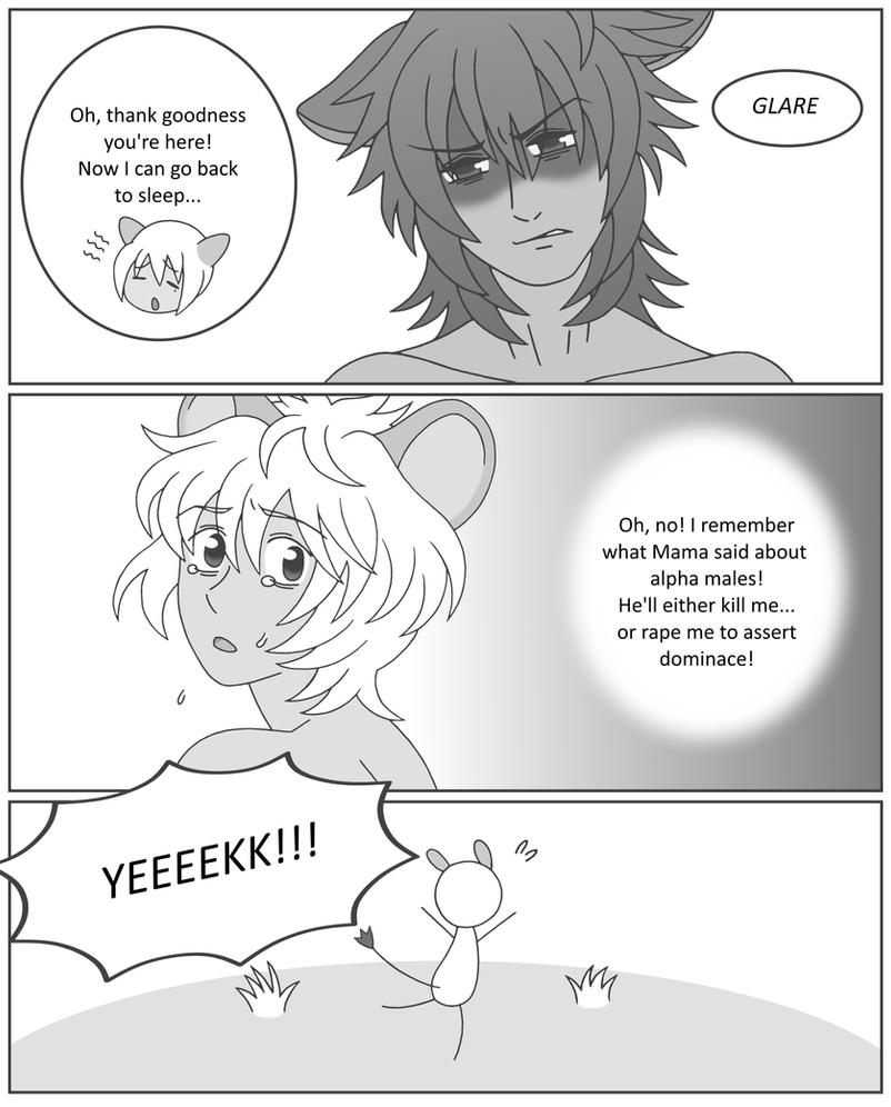 Safari Heat-- page 14 by Teddybear-93