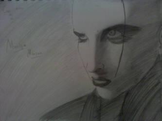 Marilyn Manson4 by Evymonster9406