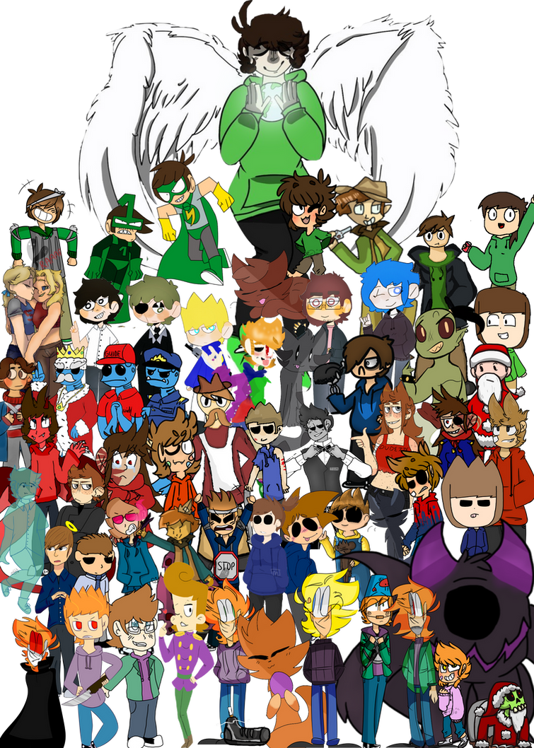 HUGE Eddsworld Collab! (Complete) by Grzybowt