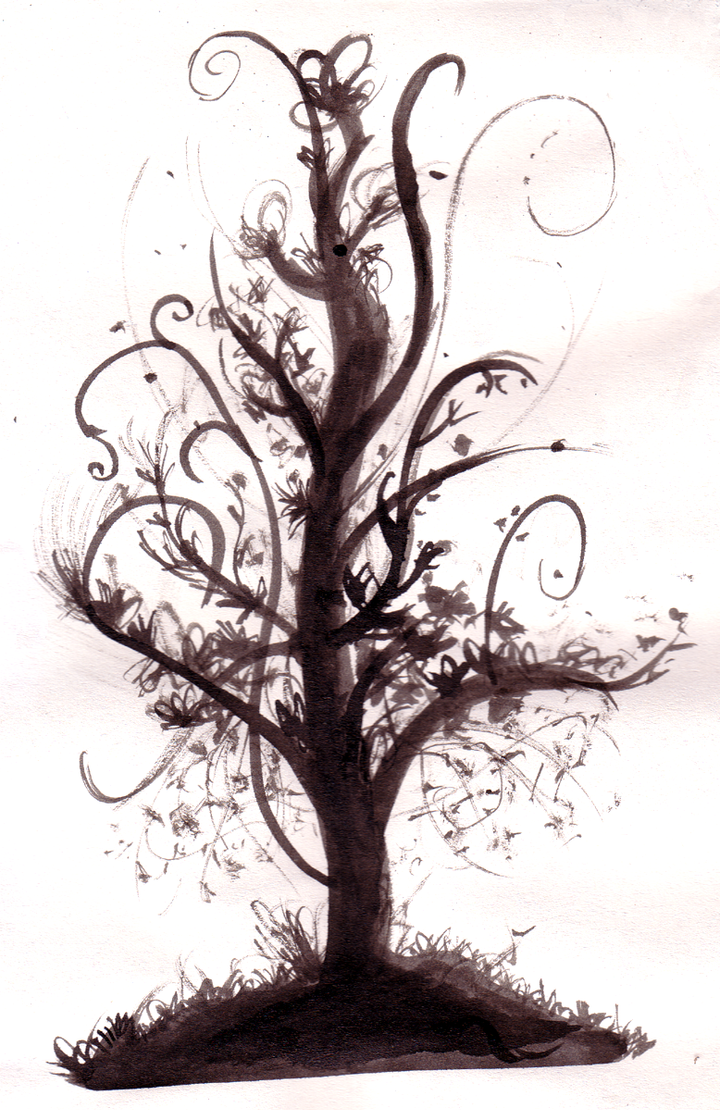 Tree by dragonskin