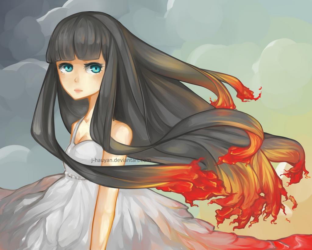 Fire by j-hauyan