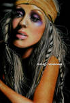Christina Aguilera (Stripped Era) by NLevaschuk