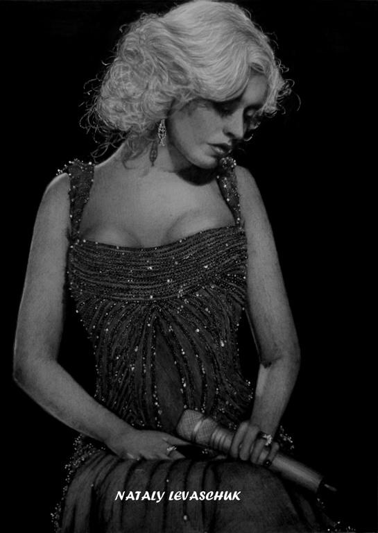 Christina Aguilera...Hurt by NLevaschuk