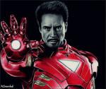 Tony Stark. Iron Man