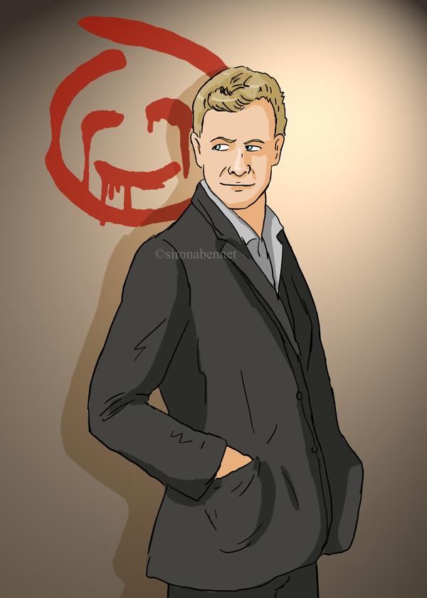The Mentalist by SironaBennet