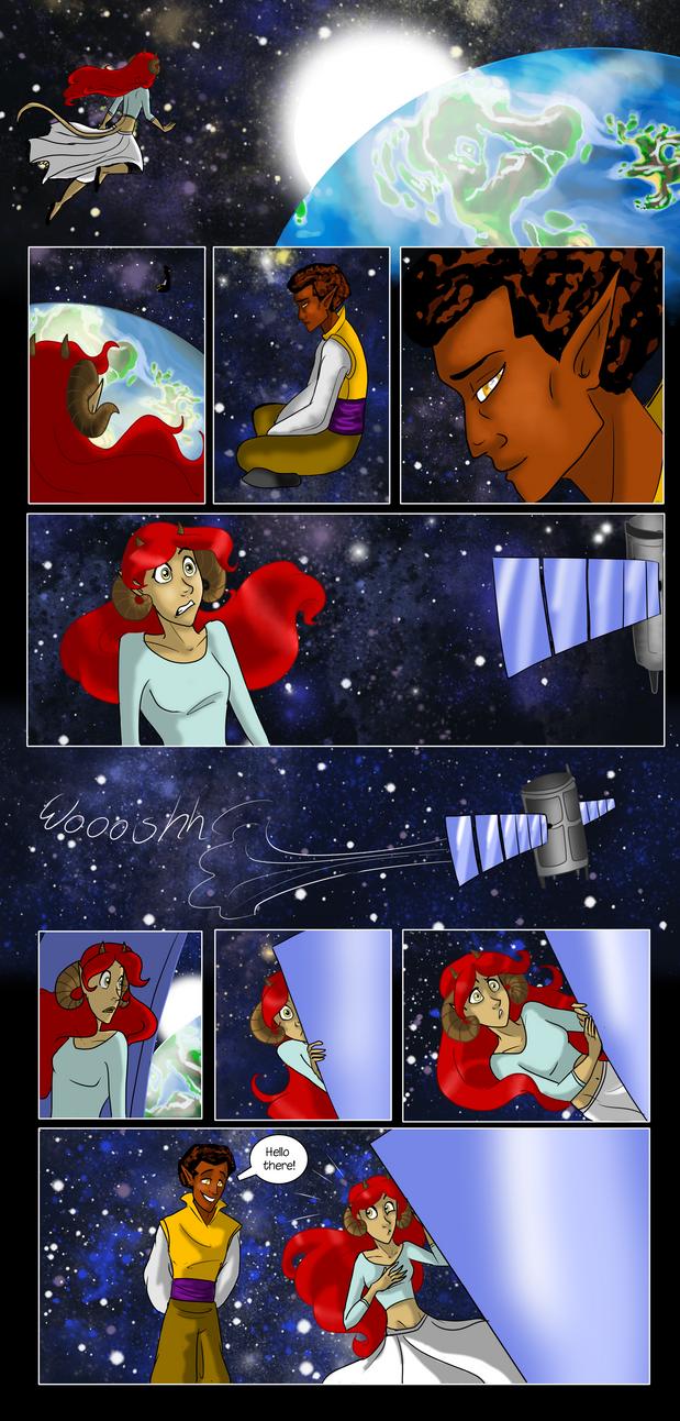 World of Aark - PG 1 by Sironae