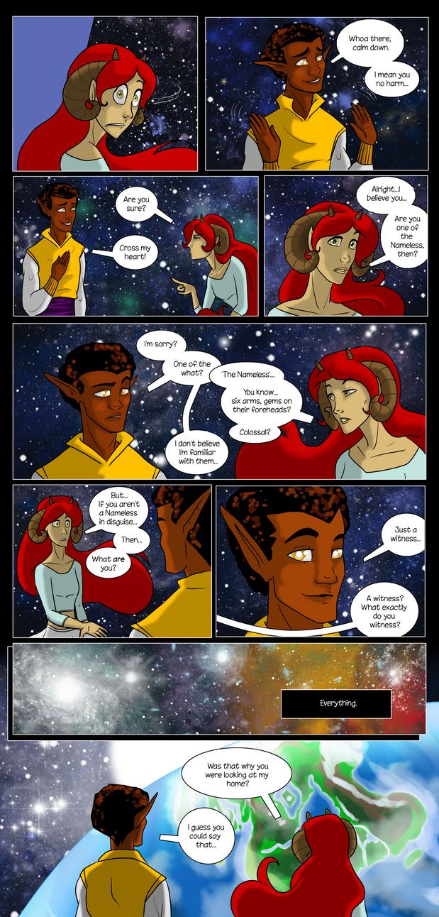 World of Aark - PG 2 by Sironae