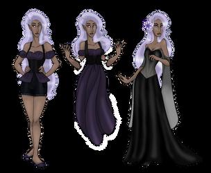 RW: Gwendelyne Figures by Sironae