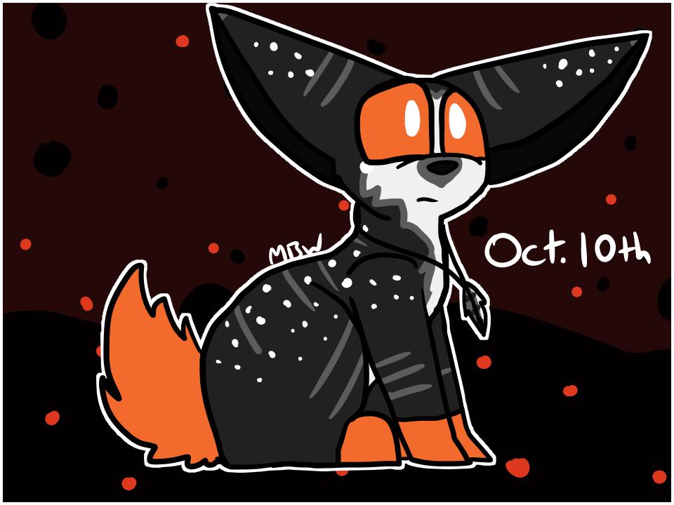 Halloween Stellarines 2017: Oct. 10th (TAKEN) by MapleBranchWing