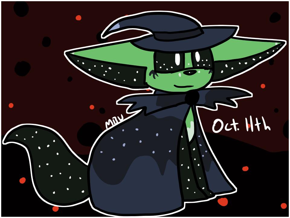 Halloween Stellarines 2017: Oct. 11th (OPEN) by MapleBranchWing