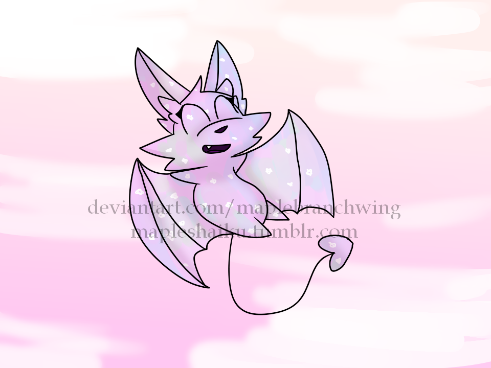 Pink Clouds by MapleBranchWing