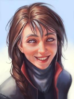 Molly Silverheart