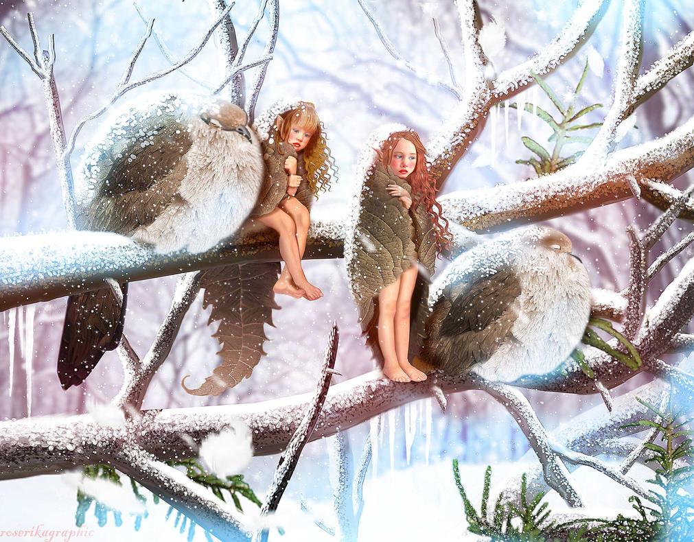Lespetitesfeestremblottantes by roserika