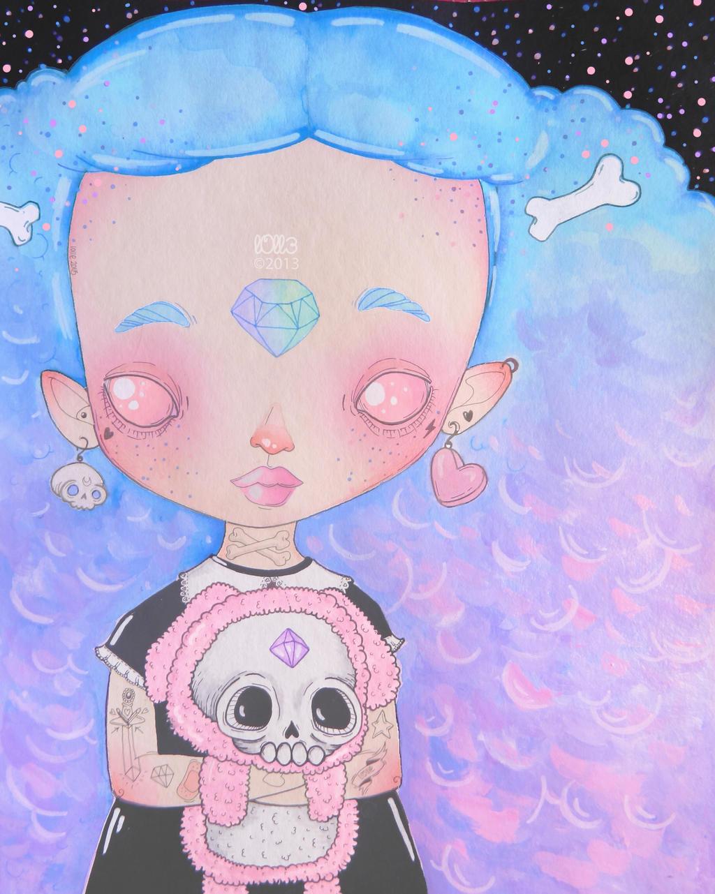 Little Girl by l0ll3