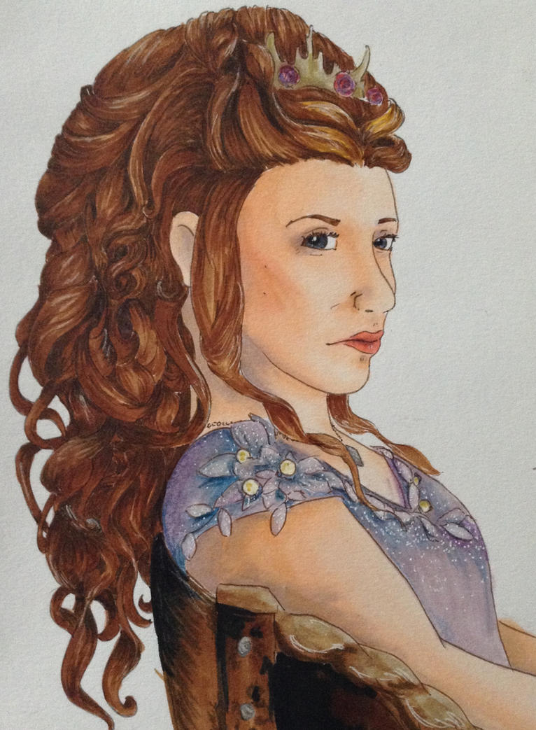 THE queen by NatterJay