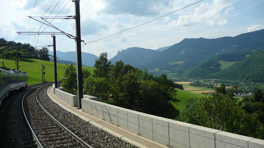 railway by pokszi
