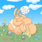 Easter weight gain