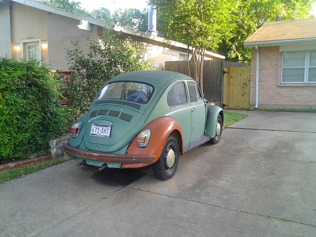 1972 Volkswagen Beetle 1300 [Junk Car] by TR0LLHAMMEREN on DeviantArt
