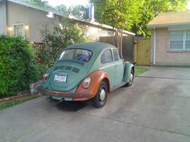 1972 Volkswagen Beetle 1300 [Junk Car] by TR0LLHAMMEREN