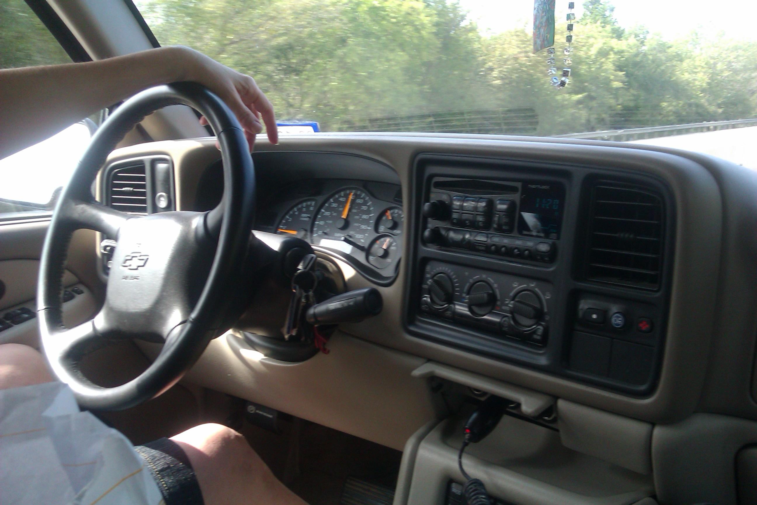 ... 2002 Chevrolet Suburban LT [Interior] [1] By TR0LLHAMMEREN