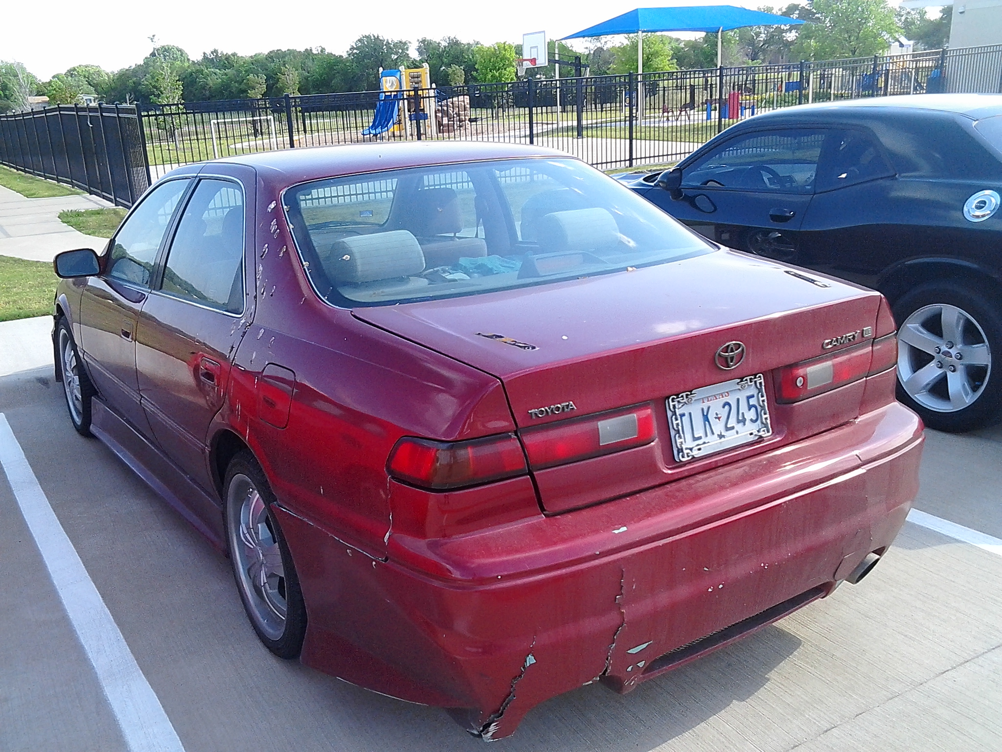 1997 Toyota Camry Le  Beater   Ricer  By Tr0llhammeren On