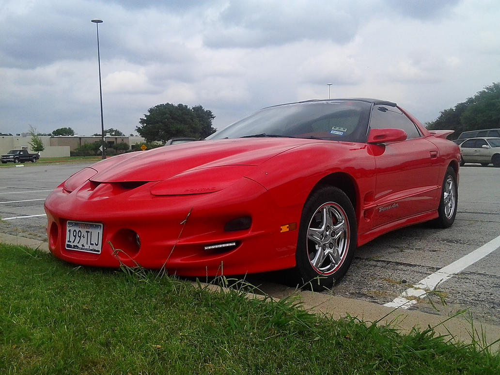 2000 Pontiac Trans Am  Customized   2  By Tr0llhammeren On