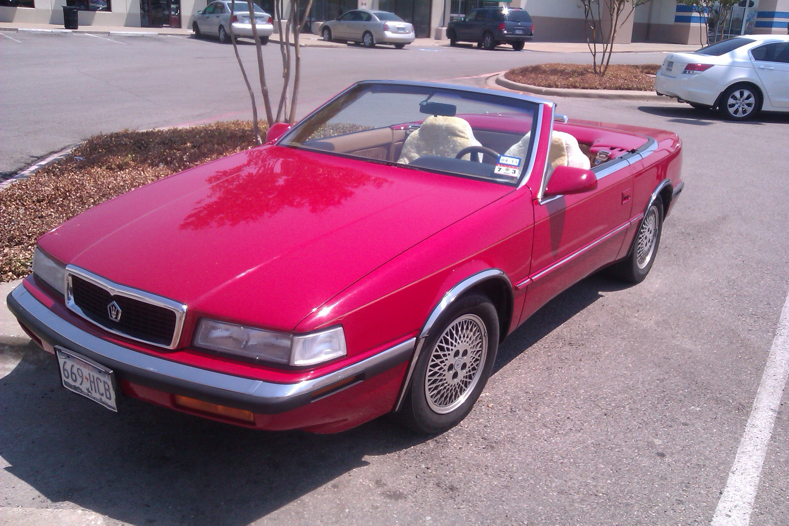 1990 chrysler tc by maserati by tr0llhammeren on deviantart. Cars Review. Best American Auto & Cars Review