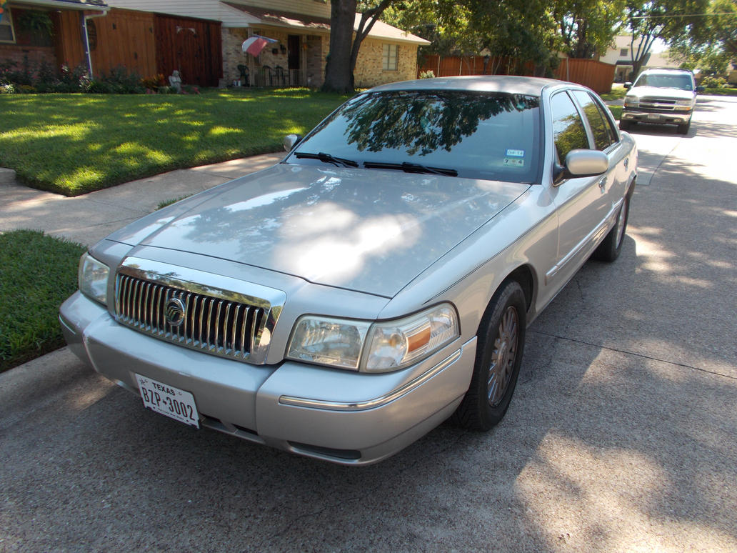 2006 Mercury Grand Marquis LS by TR0LLHAMMEREN