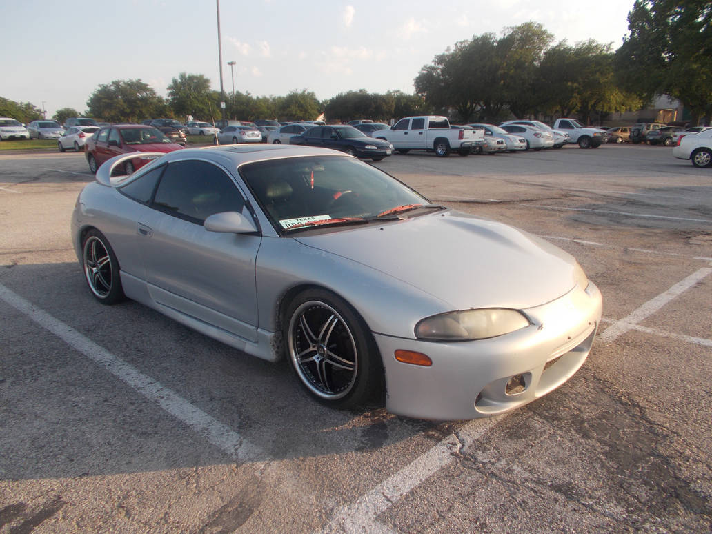 1996 Mitsubishi Eclipse Ricer Beater By Tr0llhammeren On Deviantart
