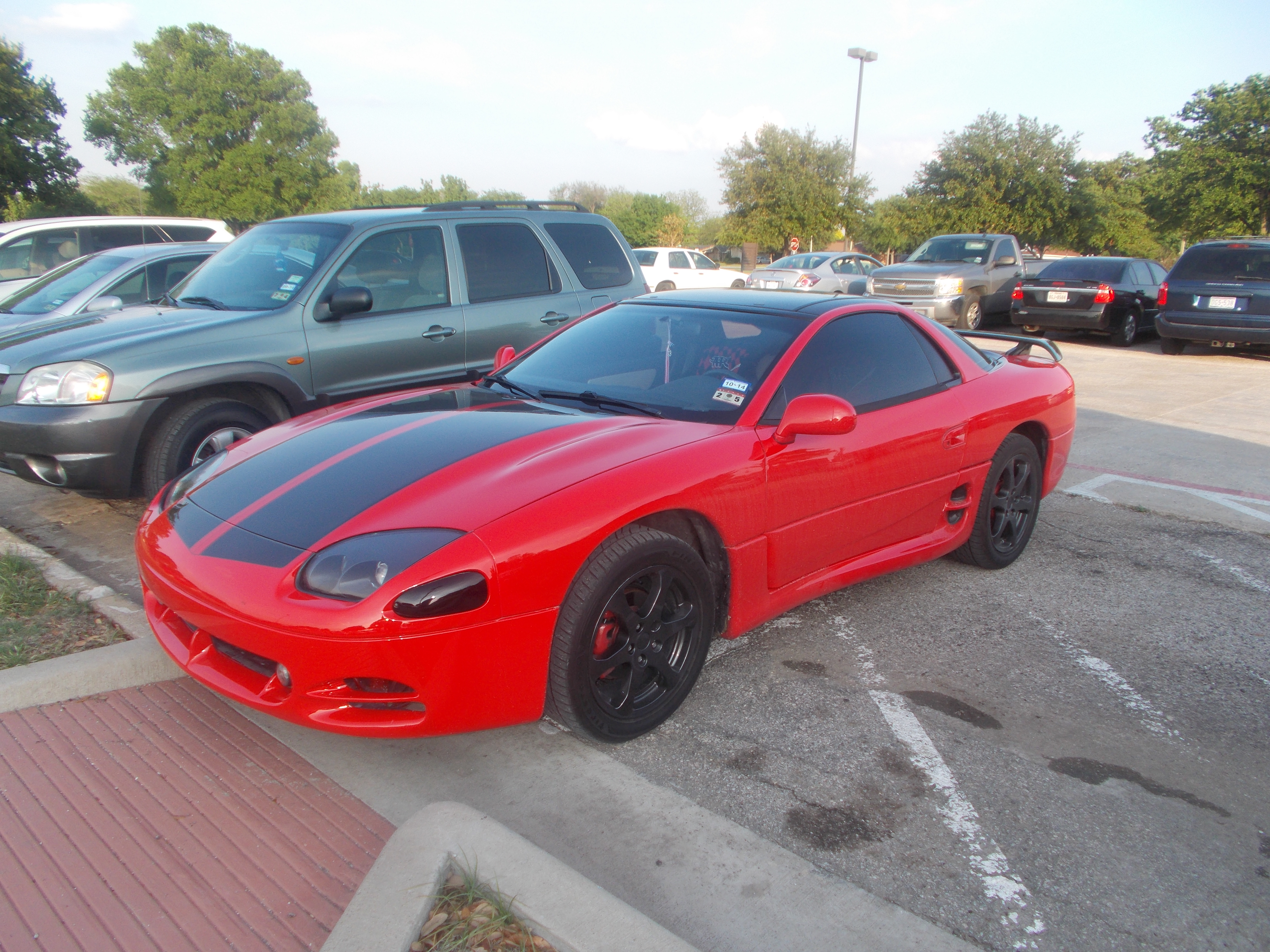 1994 mitsubishi 3000gt sl customized by tr0llhammeren