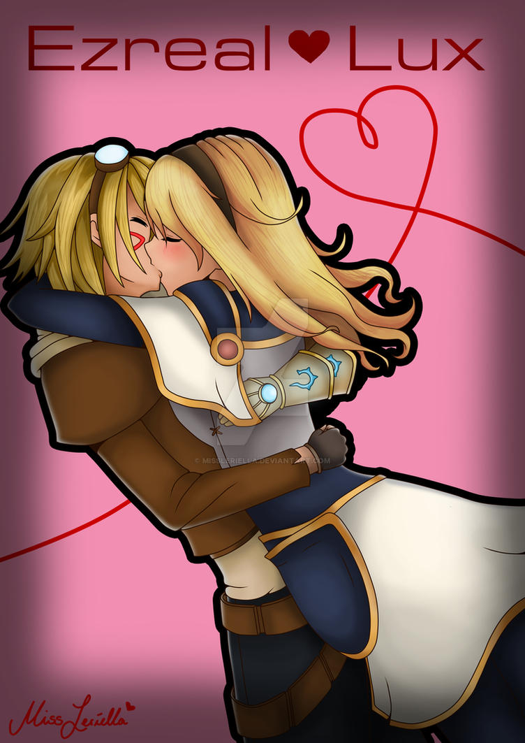 ezreal and lux relationship poems