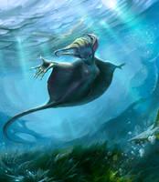 Mermaid by Htg17