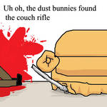 Couch Rifle