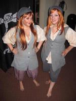 Pirate twins by damnitsasha